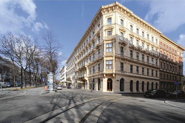 """فندق """"الريتز ـ كارلتون، فيينا"""" ـ النمسا"""