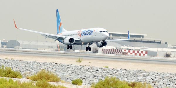 """طائرة""""فلاي دبي"""""""