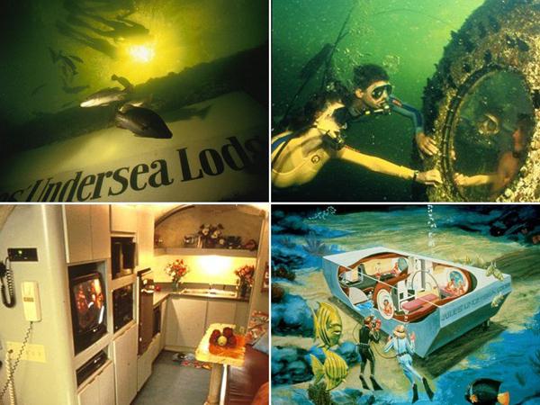 فندق جولز تحت الماء، فلوريدا