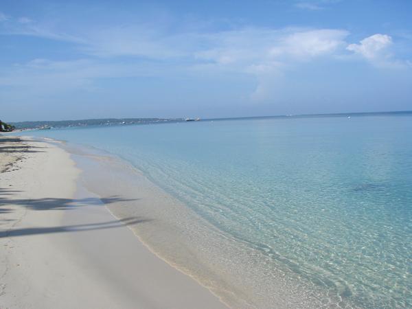 شاطئ نيجيريل، جامايكا