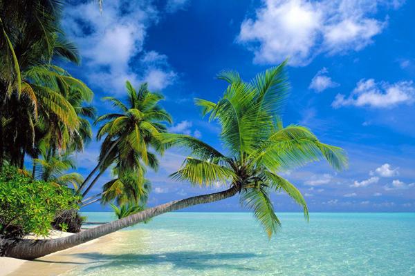 المالديف وجهة مثالية لمحبي الاسترخاء وسط الطبيعة الجميلة