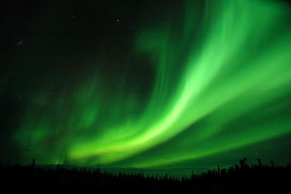 الأضواء الشمالية، الدول الاسكندنافية