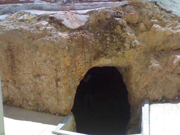 مقام النبي هود عليه السلام في مدينة جرش
