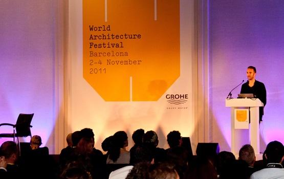 المهرجان العالمي للفنون المعمارية فى برشلونة