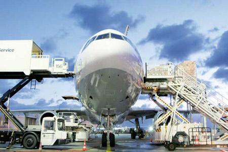 خدمة الشحن بطيران الإمارات