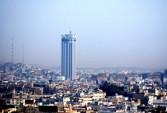 مدينة الطائف بالسعودية