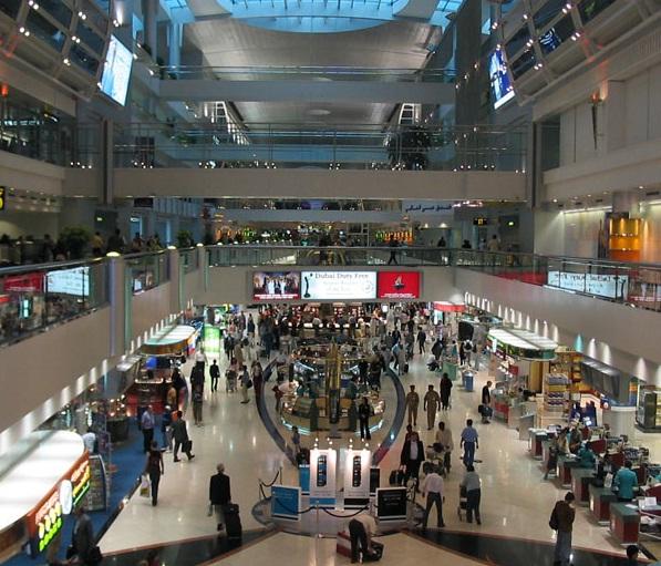 مطار دبى الدولى