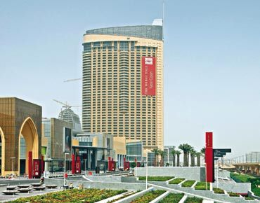 فندق العنوان دبي مول