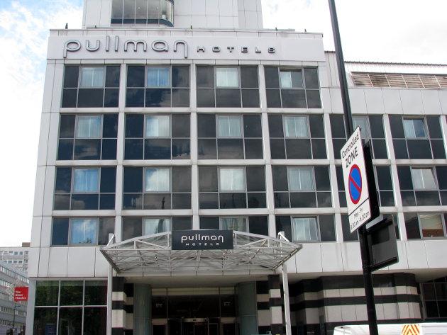 فندق بولمان لندن سانت بانكراس