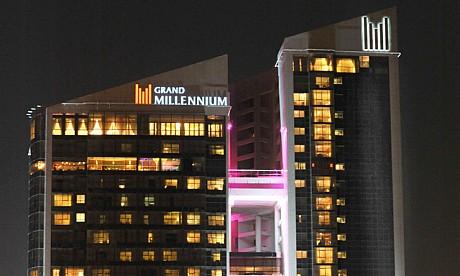 فندق جراند ميلينيوم دبي