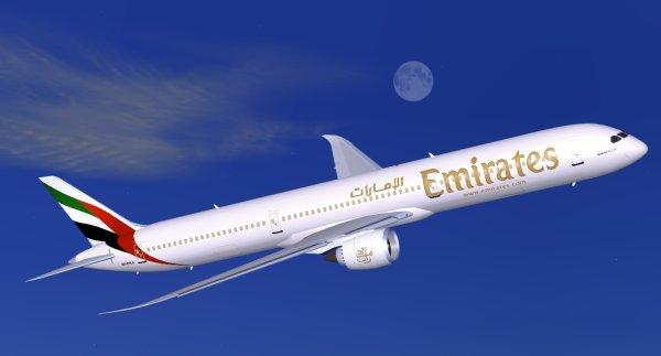 طيران الإمارات