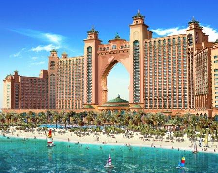 فندق أطلانتس دبي