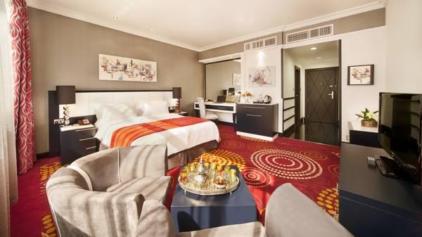 فندق ذا رويال إنترناشونال أبوظبي