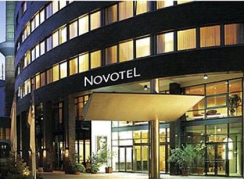 فندق نوفوتيل أبوظبي
