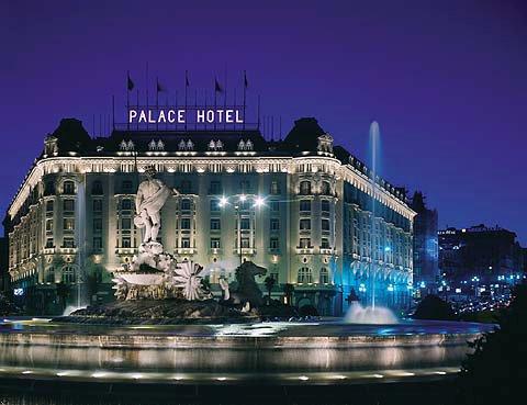 فندق وسيتن بلاس مدريد