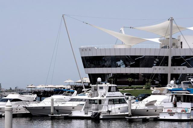 معرض القوارب واليخوت المستعملة 2011