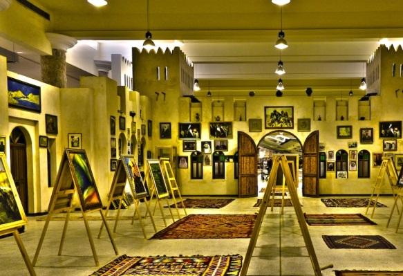 معرض جمال الكلمات للفن الإسلامي