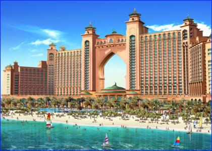 فندق دبي