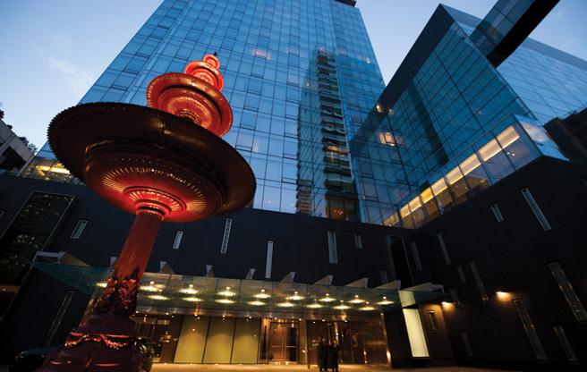فندق فورسيزونز تورونتو