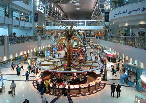مراكز تسوق دبي