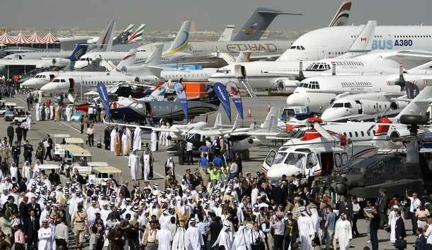 معرض التجهيزات الداخلية للطائرات
