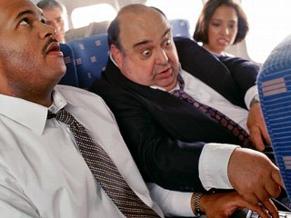 أشياء لا تفعلها على متن الطائرة