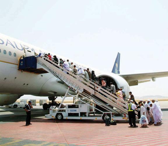 الرحلات الداخلية السعودية