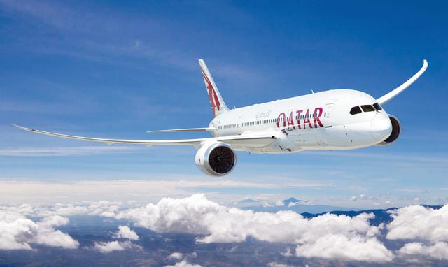 الخطوط الجوية القطرية تتسلم طائرتين دريملاينر في 19 ديسمبر