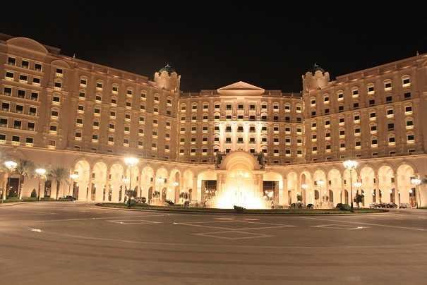 احدى فنادق الريتز-كارلتون