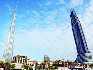 80 ألف غرفة فندقية في دبي بنهاية العام الحالي