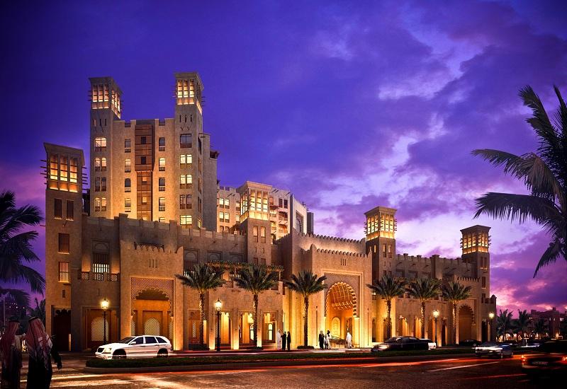 فندق ذا عجمان بالاس
