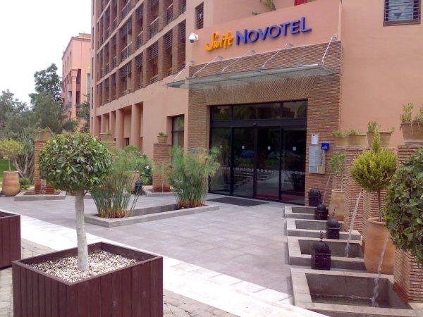 فندق سويت نوفوتيل بالرياض