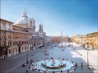 روما.. مدينة تختزل في أروقتها آثار العالم