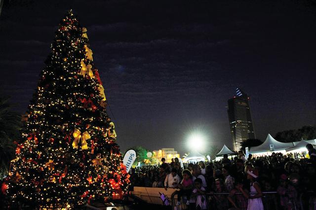 مهرجان عيد الميلاد