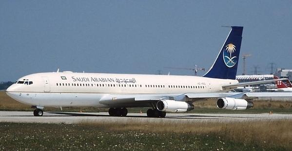 الخطوط السعودية تدشن خدمة ركاب الإنتظار الذاتية