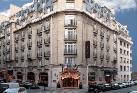 فندق سوفيتل باريس