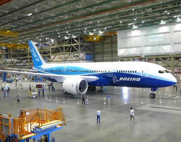 طائرة بوينج 787