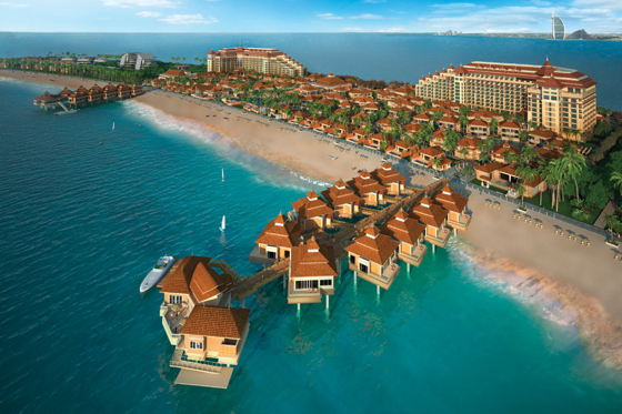 فندق أنانتارا دبي نخلة جميرا