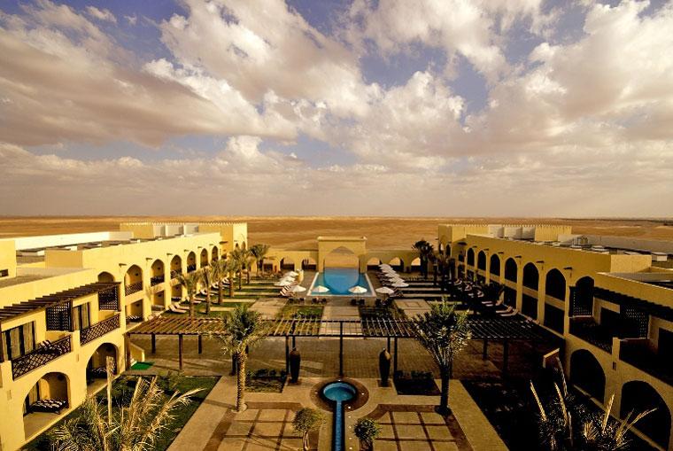 فندق تلال ليوا ابوظبي