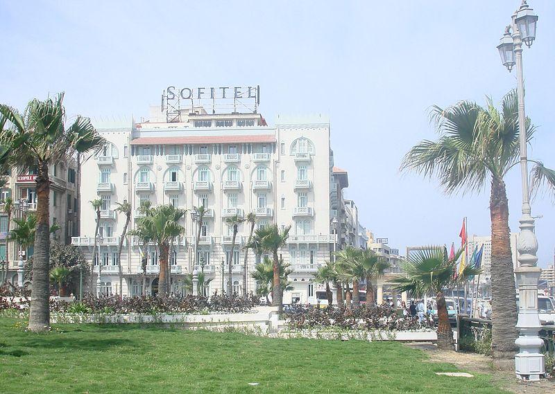 فندق سوفيتل سيسيل الإسكندرية