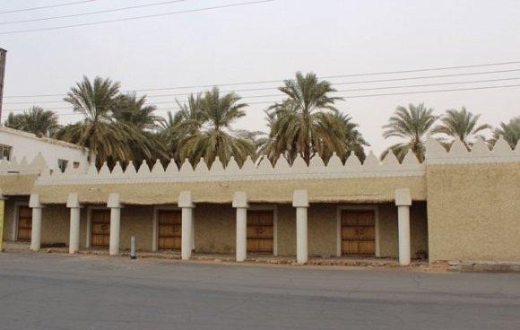 قرية جبة التراثية