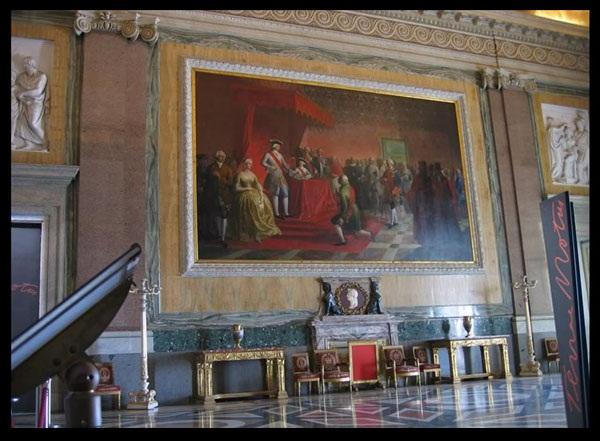 قصر نابليون الملكي في أيطاليا