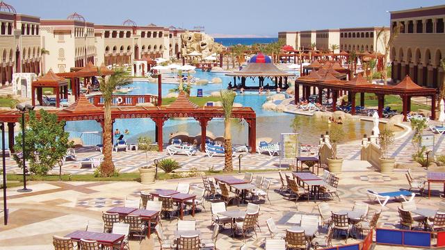 احدى الفنادق المصرية