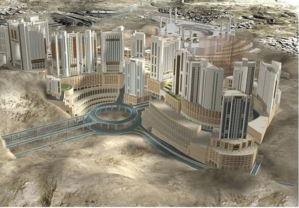 """""""قطار الحرمين وتطوير مكة"""" ضمن أكبر مشروعات المنطقة"""