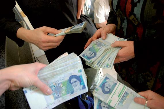 القدرة الشرائية للإيرانيين
