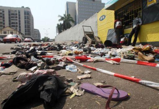 مقتل 60 شخصا في تدافع بجوار ملعب في ساحل العاج