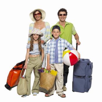 نصائح للعائلة التي تسافر للمرة الأولى