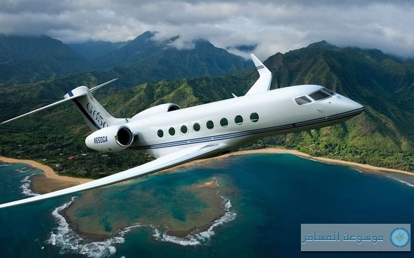 طائرة جي 650