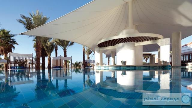 فندق الريتز- كارلتون دبي