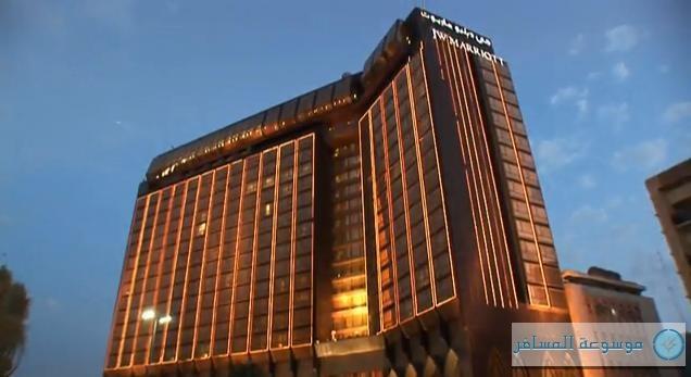 فندق جي دبليو ماريوت الكويت